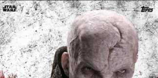 Star Wars skurk Supreme Leader Snoke