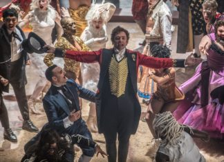 The Greatest Showman anmeldelse