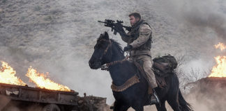 12 Strong anmeldelse