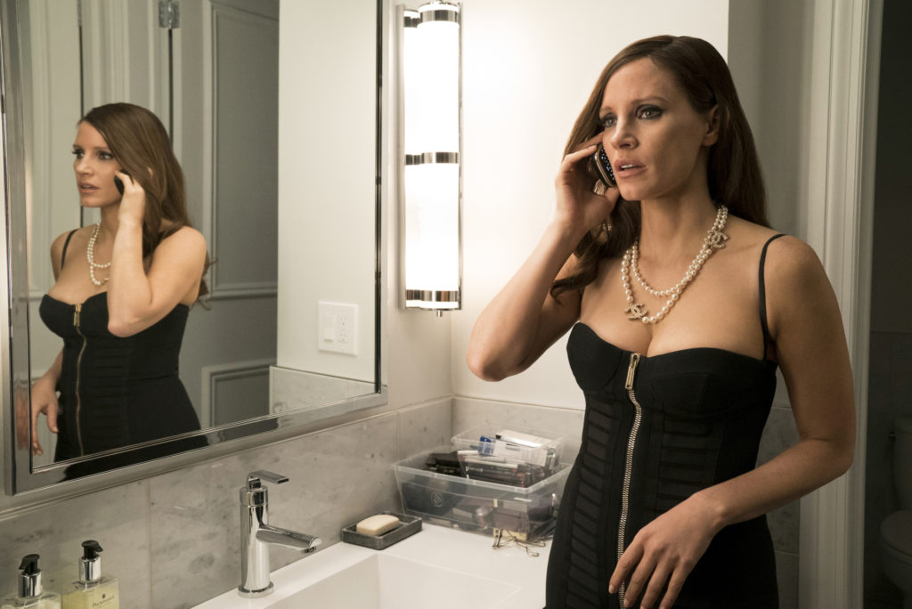 Molly's Game anmeldelse