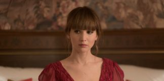Red Sparrow anmeldelse