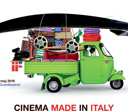 Cinema Made in Italy 2018