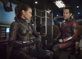 Ant-Man and the Wasp anmeldelse