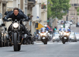 Mission: Impossible - Fallout anmeldelse