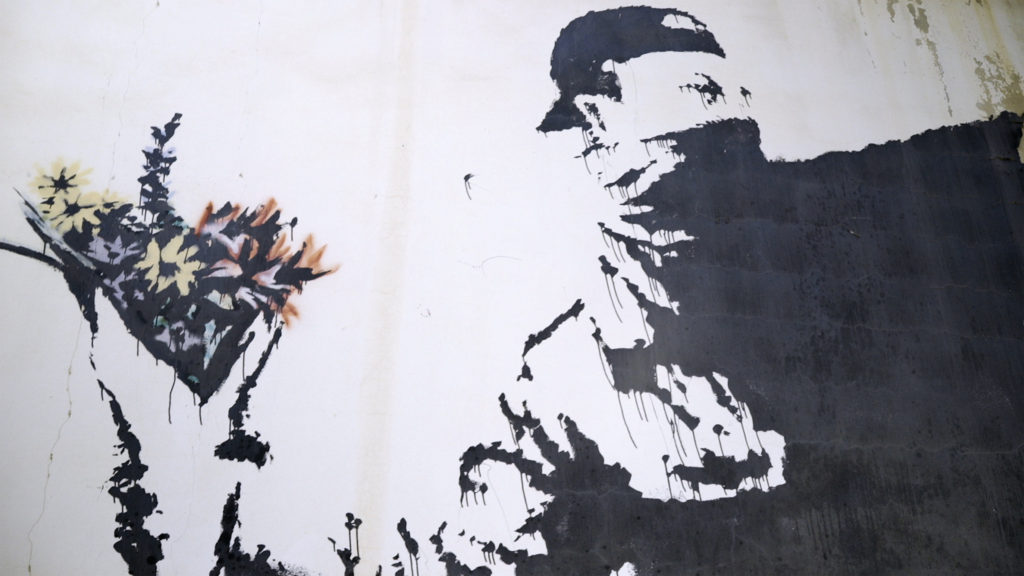 The Man Who Stole Banksy anmeldelse