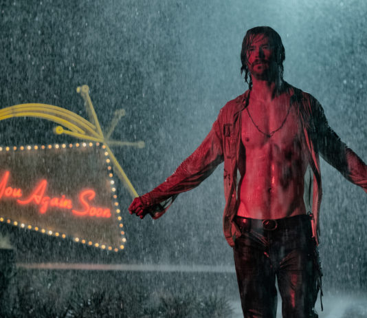 Bad Times at the El Royale anmeldelse