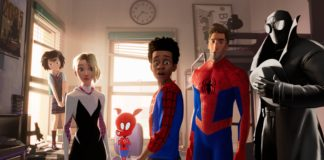 Spider-Man: Into the Spider-Verse anmeldelse