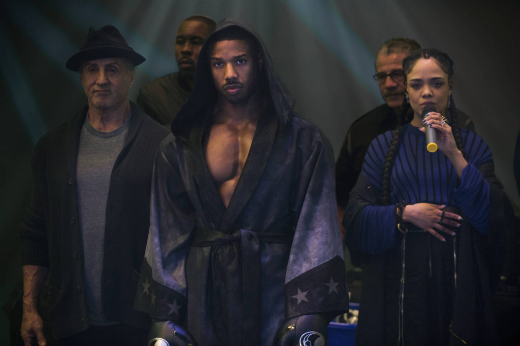 Creed II anmeldelse