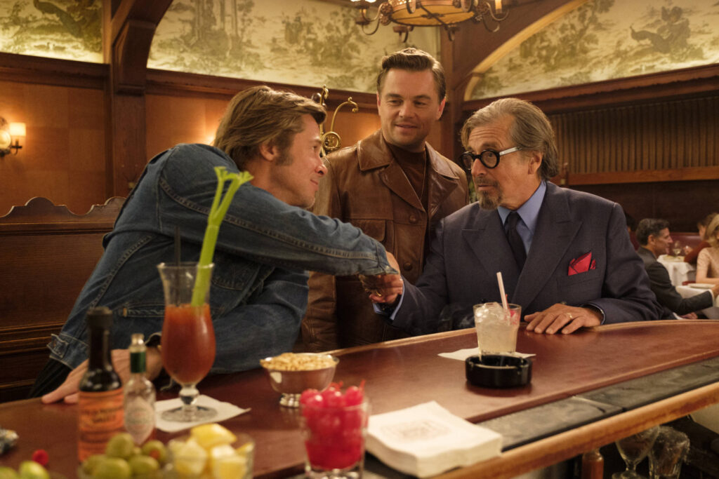 Once Upon a Time... In Hollywood anmeldelse