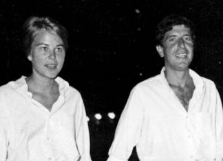 Marianne & Leonard: Words of Love anmeldelse
