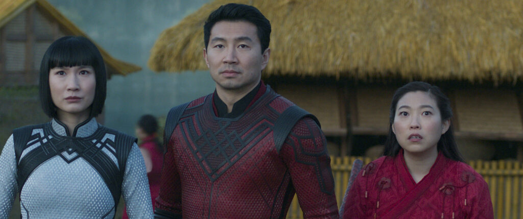 Shang-Chi and the Legend of the Ten Rings anmeldelse